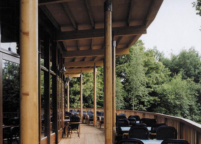 Restaurant Bosbad Hoeven