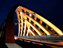 Houten bruggen Sneek