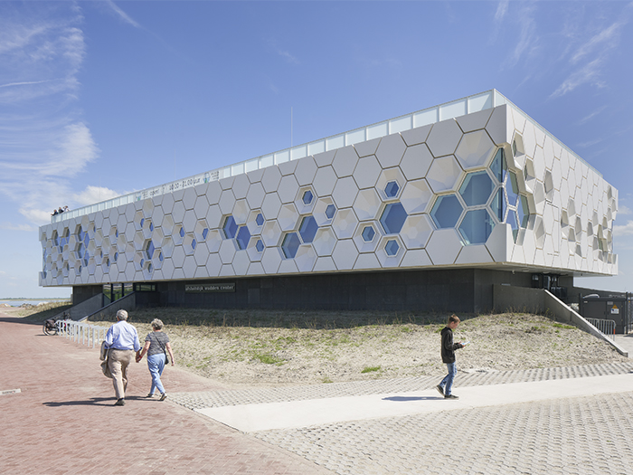 Beleefcentrum Kornwerderzand Afsluitdijk