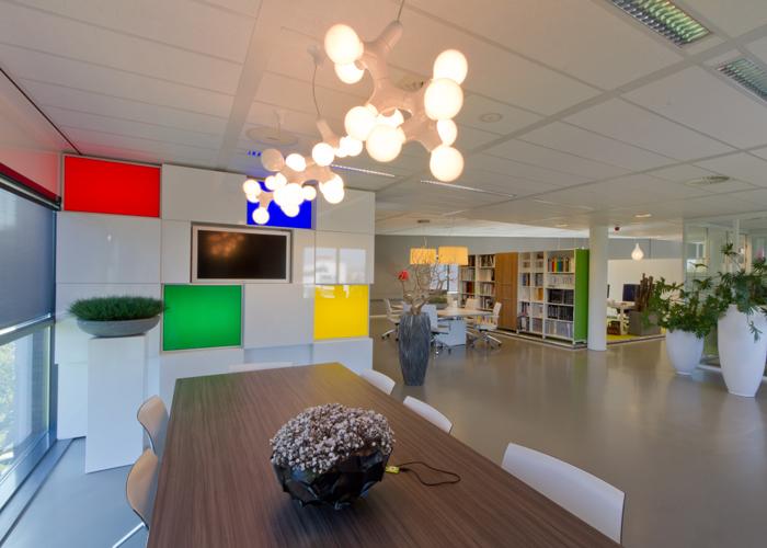 Kantoor Sixmastraat Leeuwarden