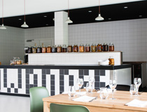 (Nederlands) Interieur restaurant Stenden University